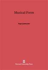 Cover: Musical Form