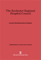 Cover: The Rochester Regional Hospital Council