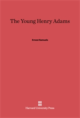 Cover: The Young Henry Adams