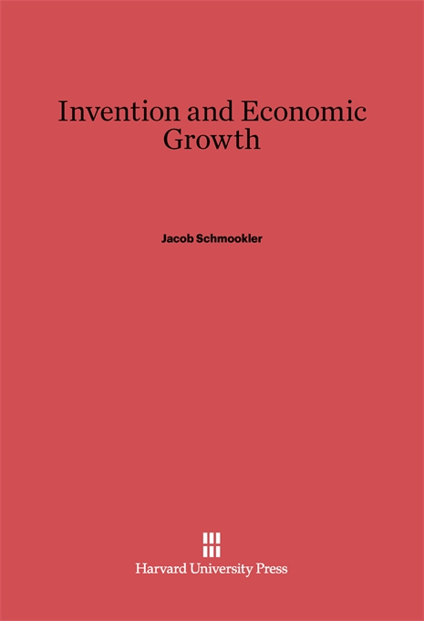 Cover: Invention and Economic Growth, from Harvard University Press