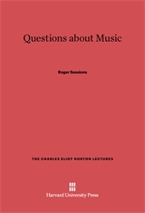 Cover: Questions about Music