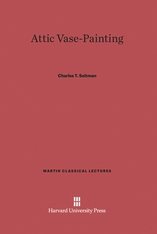 Cover: Attic Vase-Painting