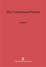 Cover: The Contentious French in E-DITION