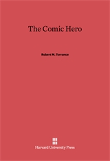 Cover: The Comic Hero in E-DITION