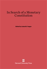 Cover: In Search of a Monetary Constitution in E-DITION