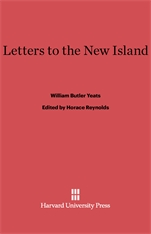 Cover: Letters to the New Island in E-DITION