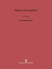 Cover: Mexico in Sculpture, 1521–1821