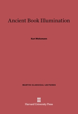 Cover: Ancient Book Illumination