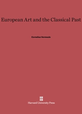 Cover: European Art and the Classical Past