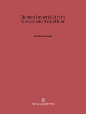 Cover: Roman Imperial Art in Greece and Asia Minor