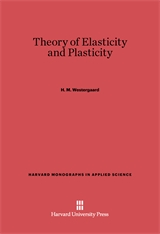 Cover: Theory of Elasticity and Plasticity in E-DITION