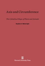Cover: Axis and Circumference: The Cylindrical Shape of Plants and Animals
