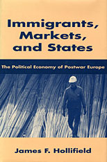 Cover: Immigrants, Markets, and States in HARDCOVER