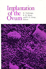 Cover: Implantation of the Ovum
