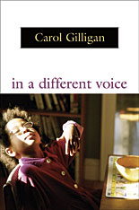 Cover: In a Different Voice in PAPERBACK