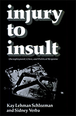 Cover: Injury to Insult: Unemployment, Class, and Political Response