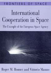 Cover: International Cooperation in Space in HARDCOVER