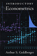 Cover: Introductory Econometrics