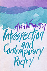 Cover: Introspection and Contemporary Poetry in HARDCOVER