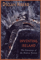 Cover: Inventing Ireland in PAPERBACK