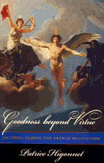 Cover: Goodness beyond Virtue: Jacobins during the French Revolution