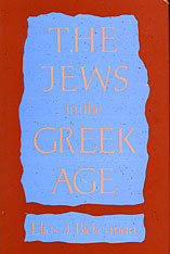 Cover: The Jews in the Greek Age