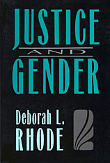 Cover: Justice and Gender: Sex Discrimination and the Law
