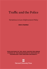 Cover: Traffic and the Police: Variations in Law-Enforcement Policy