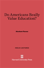 Cover: Do Americans Really Value Education?