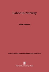 Cover: Labor in Norway