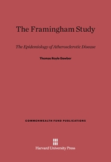 Cover: The Framingham Study: The Epidemiology of Atherosclerotic Disease
