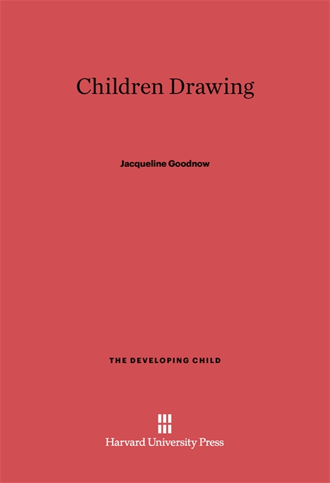 Cover: Children Drawing, from Harvard University Press