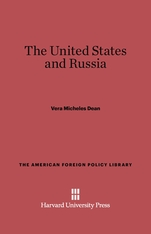 Cover: The United States and Russia