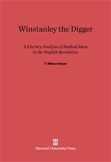 Cover: Winstanley the Digger: A Literary Analysis of Radical Ideas in the English Revolution