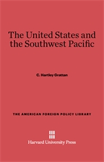 Cover: The United States and the Southwest Pacific