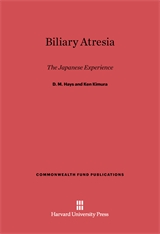 Cover: Biliary Atresia: The Japanese Experience