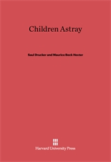 Cover: Children Astray