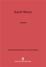 Cover: Earth Waves