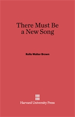 Cover: There Must Be a New Song