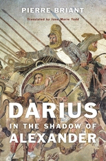 Cover: Darius in the Shadow of Alexander in HARDCOVER