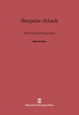 Cover: Surprise Attack: The Victim's Perspective