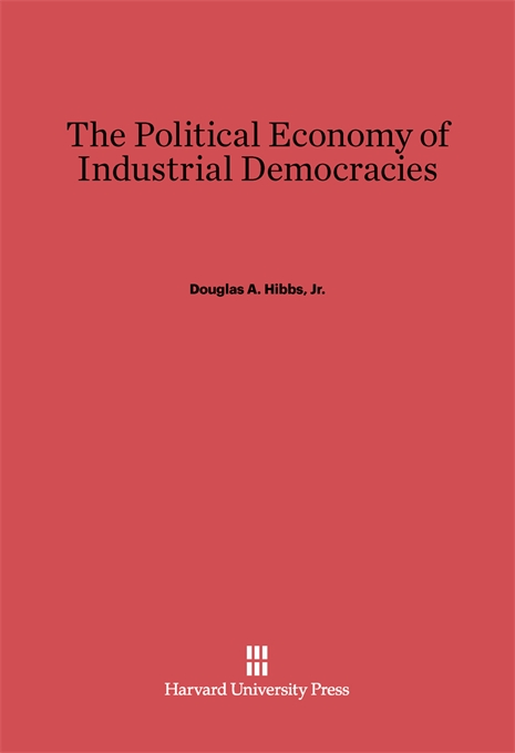 Cover: The Political Economy of Industrial Democracies, from Harvard University Press