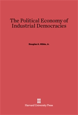 Cover: The Political Economy of Industrial Democracies in E-DITION
