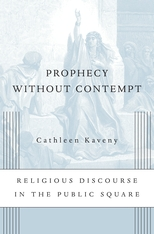 Cover: Prophecy without Contempt in HARDCOVER