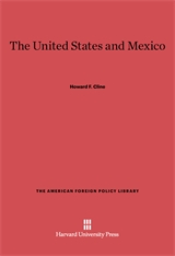 Cover: The United States and Mexico: Revised edition