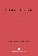 Cover: Borderlands of Psychiatry