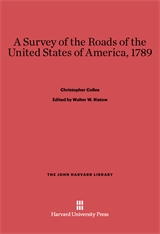 Cover: A Survey of the Roads of the United States of America, 1789