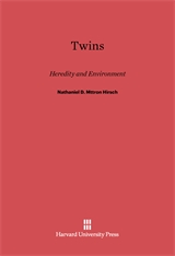 Cover: Twins: Heredity and Environment