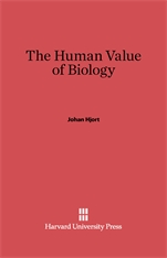 Cover: The Human Value of Biology