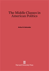 Cover: The Middle Classes in American Politics
